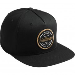 THOR Hallman Traditions Snapback - black