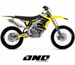 ONE INDUSTRIES Camo Series Graphics Kit - SUZUKI