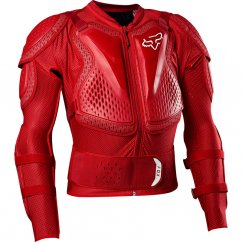 FOX Titan Sport Jacket - flame red