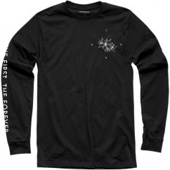 THOR Faded LS Shirt - black