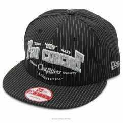 PRO CIRCUIT Outfitters New Era Snapback - black